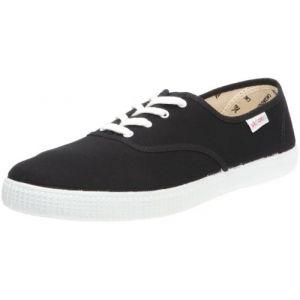 Victoria Inglesa Lona, Sneakers Basses mixte adulte, Noir (10 Negro), 41 EU