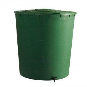 Belli 0111 0 - Récupérateur à eau rond 200 litres