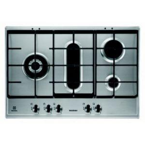 Electrolux EGH7459GOX - Table de cuisson gaz 5 foyers