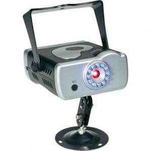 Renkforce Projecteur à effets laser GLP-08 rouge, vert
