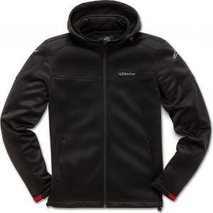 Alpinestars Sweat zip à capuche Stratified noir - XL