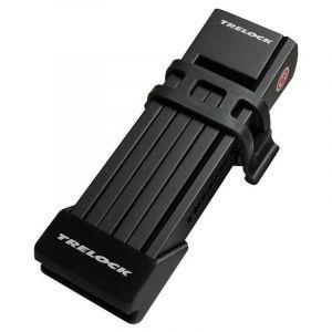 Trelock FS 200 TWO.GO - Antivol pliant - noir unisex noir acier Tredur
