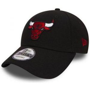 New Era Casquette 9/40 Mlb Chicago Bulls Noire Casquette Homme