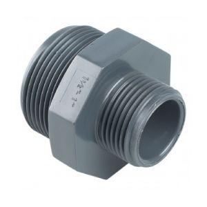Cap Vert RMM3/41/2 - Réduction Mâle / Mâle Filetage 20 x 27 - 15 x 21 mm