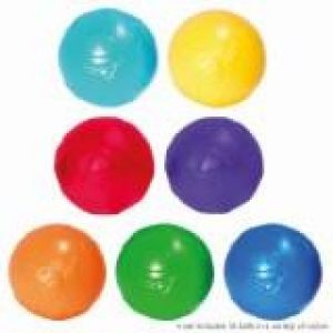 Bright Starts Set de 16 balles multicolores Bunch of balls