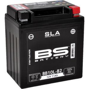 BS Battery Batterie BS BB10L-B2 sans entretien activée usine