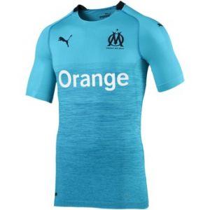 Puma T-shirt Maillot OM third authentique 2018/19 bleu - Taille EU S,EU M