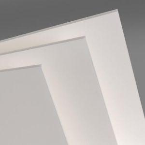 Canson Feuille de carton plume - 70 x 100 cm - épaisseur 3mm - blanc