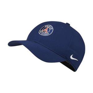 Nike Casquette réglable Paris Saint-Germain Legacy91 - Bleu - Taille Einheitsgröße - Unisex