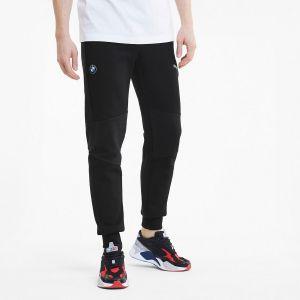 Puma Pantalon en sweat BMW M Motorsport pour Homme, Noir, Taille L, Vêtements