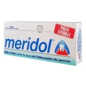 Meridol Protection Gencives - Dentifrice (2 x 75 ml)