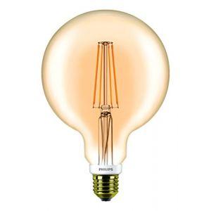 Philips Classic LEDglobe E27 G120 7W 820 Dorée | Dimmable - Substitut 50W