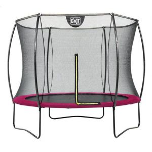 Exit Toys Trampoline Silhouette 244 Rose 8ft