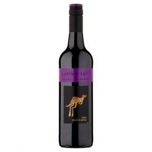 Yellow Tail Shiraz Cabernet - Australie- rouge