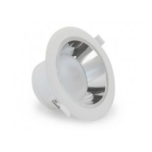 Vision-El Downlight LED 15W (140W) Basse luminance encastrable Ø150 Blanc neutre 4000°K