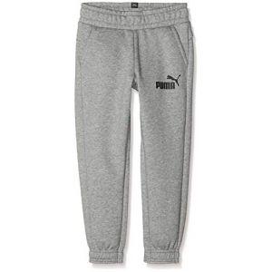 Puma Ess Logo Sweat Pants FL Cl Pantalon B Taille Unique Gris