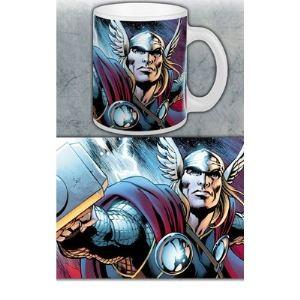 Semic Distribution Mug Marvel Thor Lightning en céramique