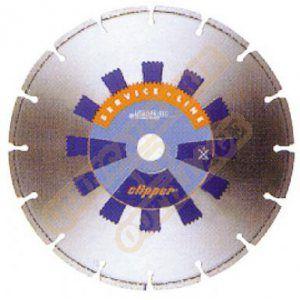 Norton clipper Disque diamant EURO-ZML diamètre 125 alésage 22.23