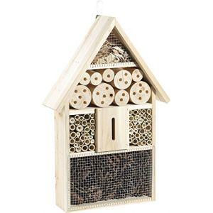 Royal Gardineer Hôtel à insectes pour jardin, cour, balcon ou terrasse - Grand