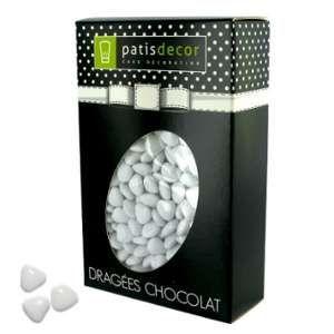 Patisdécor Mini-coeurs chocolat blanc - 500g