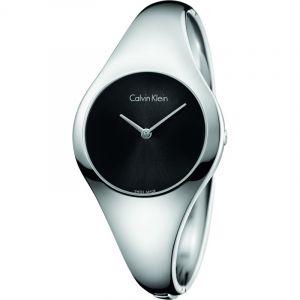 Calvin Klein Bare K7G2M111 Montre Bracelet pour femmes Bracelet Manchette
