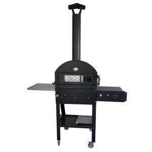 V3 Vulcano 3 - Cuisine extérieure au charbon de bois