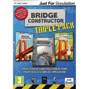 Bridge Constructor + Bridge Constructor Medieval + Bridge Constructor Playground [PC]