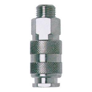 Mecafer Coupleur universel rapide métal - 1/4 M
