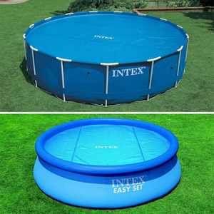 Intex Bâche à bulles (Ø 3.05 m) pour piscine ronde