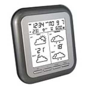 La Crosse Technology WM5400 - Station Météotronic pour température intérieure avec prévision J+1