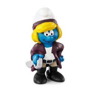 Schleich 20761 - Figurine Schtroumpfette pirate