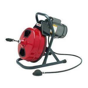 Virax 291200 - Déboucheur électrique à tambour VAL80