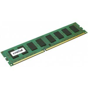Crucial CT2K51264BD186DJ - Barrette mémoire DDR3L 8 Go (2 x 4 Go) 1866 MHz CL13