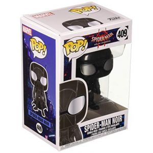 Funko Figurine POP! #409 - Spider-Man into the Spiderverse - Spider-Man noir