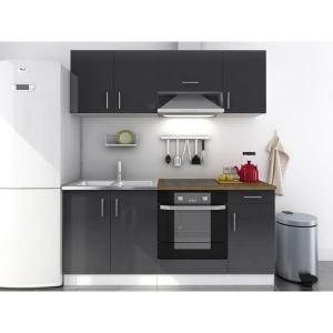 plan de travail cuisine gris comparer 561 offres. Black Bedroom Furniture Sets. Home Design Ideas