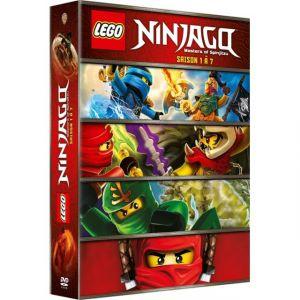 Lego Ninjago, Les maîtres du Spinjitzu - Saisons 1 à 7