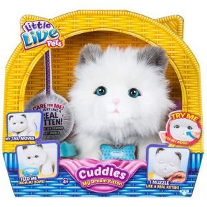 Giochi Preziosi Little Live Pets - Cuddle Kitten