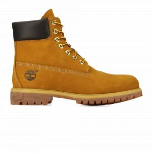 Timberland Boots PREMIUM BOOT 6'' Marron - Taille 40,41,42,43,44,45,46,49,50,44 1/2,47 1/2