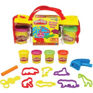 Hasbro Play-Doh - La sacoche Animaux