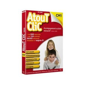 Atout Clic CM1 2009 [Windows]