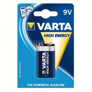 Varta Pile alcaline High Energy 6LR61 - 9 V