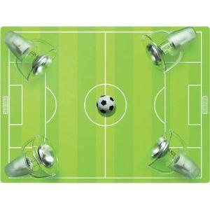 Waldi Plafonnier 3 spots Ballon de Football