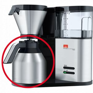 Melitta 6742942 - Verseuse isotherme 1,25l
