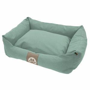 Overseas Lit pour chiens 70 x 60 20 cm Toile Givre