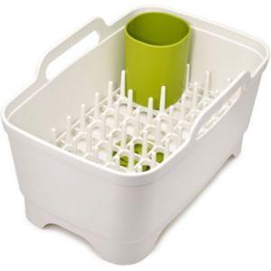 Joseph joseph Bassine à vaisselle Wash&Drain Plus Blanc/Vert