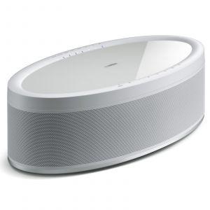 Yamaha MusicCast 50 Blanc - Enceinte sans fil 70 Watts multiroom Wi-Fi