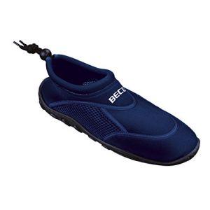 Beco Chaussure aquatique chaussures de bain chaussons d'eau chausson de sport pour femme et homme divers couleurs