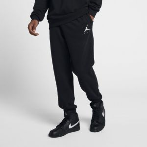 Nike Pantalon en tissu Fleece Jordan Jumpman Air Homme - Noir - Taille XL - Male