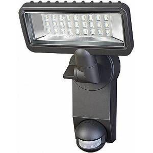 Brennenstuhl Projecteur LED Premium City Verre dépoli et détecteur 1179610