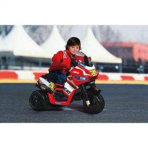 Peg Perego ED0919 - Moto électrique Ducati Desmosedici 2014